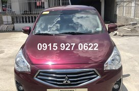 Sell Used 2017 Mitsubishi Mirage G4 at 36000 km in Cavite