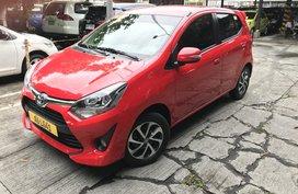 2018 Toyota Wigo Automatic Gasoline for sale in Marikina