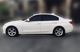 White Bmw 318D 2017 Automatic Diesel for sale in Bacoor