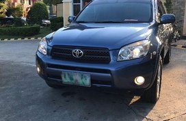 Selling 2nd Hand Toyota Rav4 2007 Manual Gasoline at 73000 km in Quezon City