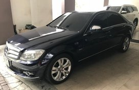 Selling 2nd Hand Mercedes-Benz C200 2007 in San Juan