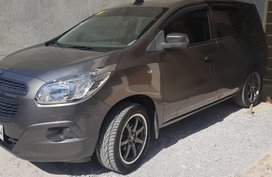 Selling 2nd Hand Chevrolet Spin 2016 Manual Diesel at 50000 km in Quezon City