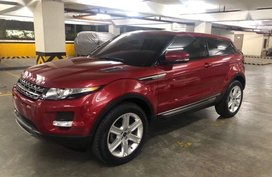 Selling 2nd Hand Land Rover Range Rover Evoque 2012 in Quezon City