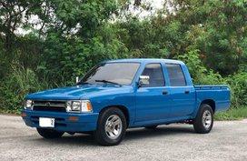 Toyota Hilux 1997 Automatic Gasoline for sale in Parañaque