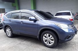 Selling 2nd Hand Honda Cr-V 2013 at 43000 km in Quezon City