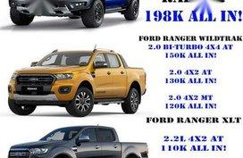 Ford Ranger 2019 Automatic Diesel for sale in Taguig
