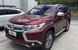 Selling Mitsubishi Montero Sport 2016 Automatic Diesel in Pasig