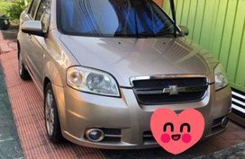 Selling 2nd Hand Chevrolet Aveo 2008 in Tanauan