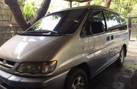 Selling 2nd Hand Mitsubishi Spacegear in Meycauayan
