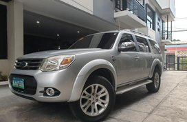 Selling Ford Everest 2014 at 45000 km in Quezon City