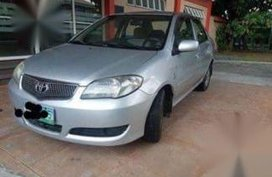 Selling Toyota Vios 2005 Manual Gasoline in Pasig