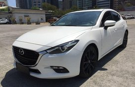 Sell 2nd Hand 2017 Mazda 3 at 42000 km in Pasig