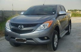 Selling Mazda Bt-50 2016 at 62000 km in Marikina