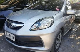 2nd Hand Honda Brio 2015 for sale in Muntinlupa