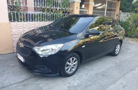 Selling 2nd Hand Chevrolet Sail 2017 in Taytay