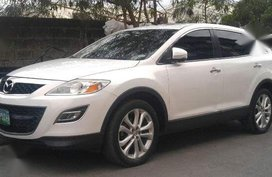 Selling White Mazda Cx-9 2012 in Parañaque