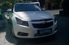 2nd Hand Chevrolet Cruze 2010 Automatic Gasoline for sale in Mandaluyong