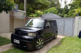 Selling Black Toyota Bb Automatic Gasoline in Davao City