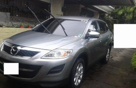 Selling Silver Mazda Cx-9 2013 Automatic Gasoline in Pasig