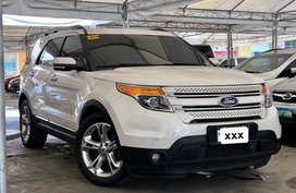 Selling 2nd Hand Ford Explorer 2015 in Makati