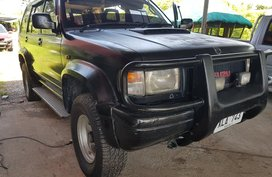 Selling Black Isuzu Trooper 2000 Manual Diesel in Isabela