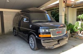 Black 2019 Gmc Savana at 1000 km for sale in Makati