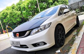 Sell 2nd Hand 2015 Honda Civic at 40000 km in Quezon City