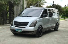 2nd Hand Hyundai Grand Starex 2010 Van Automatic Diesel for sale in Bulacan