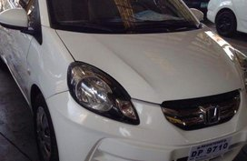 2015 Honda Brio for sale in Quezon City