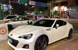 2nd Hand Subaru Brz 2013 for sale in Pasig