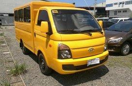 Selling 2nd Hand Hyundai H-100 2016 Manual Diesel at 5000 km in Cainta