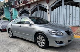 Sell 2nd Hand 2008 Toyota Camry at 60000 km in Manila