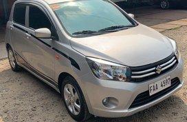 Sell 2nd Hand 2016 Suzuki Celerio Automatic Gasoline at 37000 km in Lapu-Lapu