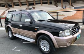 Selling 2006 Ford Everest SUV for sale in Manila
