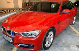 Selling Bmw 320D 2014 at 29000 km in Mandaluyong