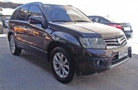 Selling 2nd Hand Suzuki Grand Vitara 2014 Automatic Gasoline at 58000 km in Mandaue