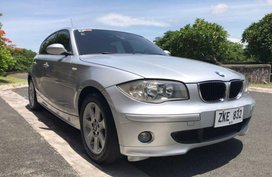 2nd Hand Bmw 118I 2006 Automatic Gasoline for sale in Makati