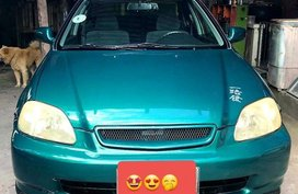 2nd Hand Honda Civic 1997 Automatic Gasoline for sale in Lipa