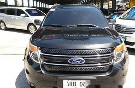 Selling Black Ford Explorer 2013 at 41000 km in Pasig