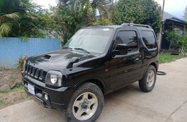 2nd Hand Suzuki Jimny 2016 for sale in Davao City