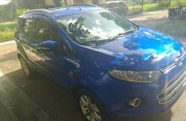 Sell 2nd Hand 2016 Ford Ecosport Automatic Gasoline at 34000 km in Quezon City