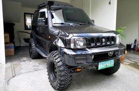 2nd Hand Suzuki Jimny 2011 Automatic Gasoline for sale in Marikina