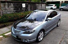 2nd Hand Mazda 3 2005 at 89000 km for sale in Marikina