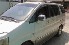 Selling 2nd Hand Nissan Serena 2002 in Davao City