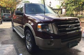 Selling 2nd Hand Ford Expedition 2010 at 120000 km in Quezon City