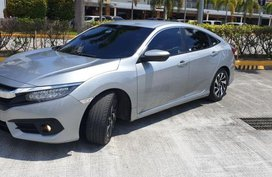 Selling Honda Civic 2017 in Angeles