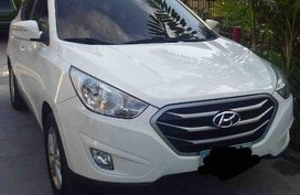 2nd Hand Hyundai Tucson 2011 for sale in Quezon City