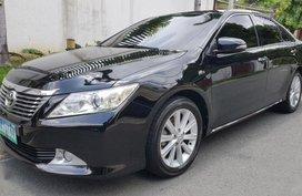 Sell 2nd Hand 2012 Toyota Camry at 53000 km in Marikina
