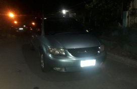 2nd Hand Chrysler Town And Country 2003 for sale in Marikina