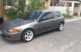 Selling Honda Civic 1993 Hatchback Manual Gasoline in Mabalacat